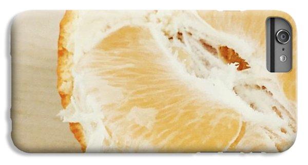 Orange iPhone 6 Plus Case - Tangelo by Nancy Ingersoll