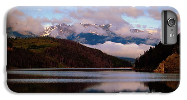 Misty Mountain Morning IPhone 6 Plus Case by Karen Shackles
