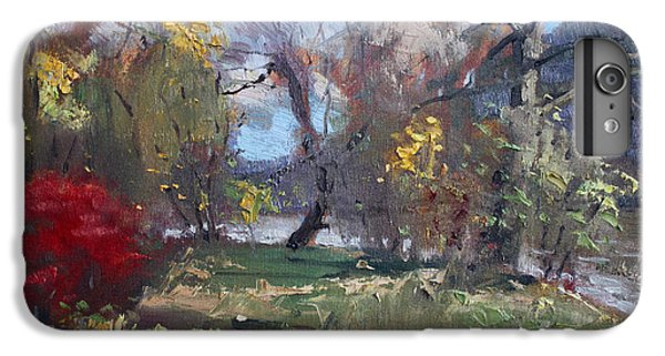 Mixed Weather In A Fall Afternoon IPhone 6 Plus Case by Ylli Haruni