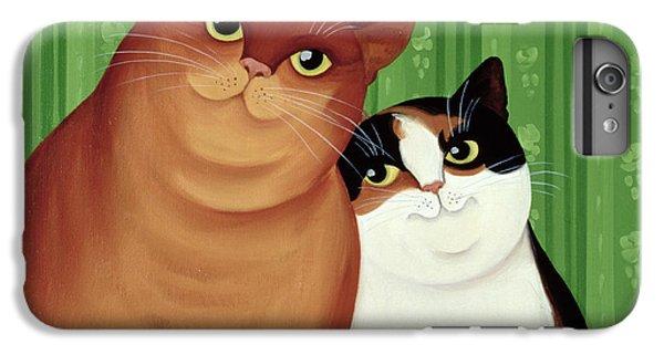 Moggies IPhone 6 Plus Case