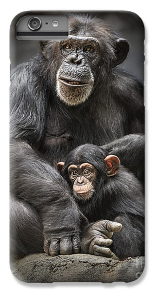 Mom And Baby IPhone 6 Plus Case