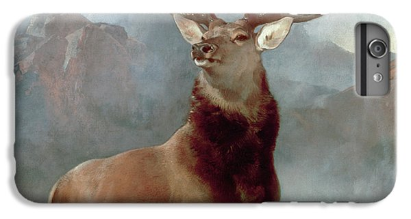 Deer iPhone 6 Plus Case - Monarch Of The Glen by Sir Edwin Landseer