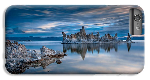 Landscape iPhone 6 Plus Case - Mono Lake Tufas by Ralph Vazquez