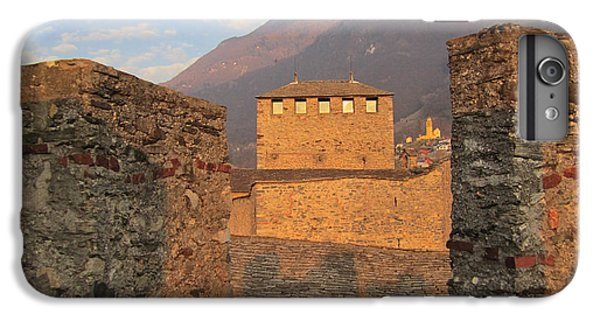Montebello - Bellinzona, Switzerland IPhone 6 Plus Case by Travel Pics