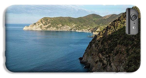 Monterosso And The Cinque Terre Coast IPhone 6 Plus Case