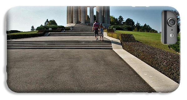 Montsec American Monument IPhone 6 Plus Case by Travel Pics