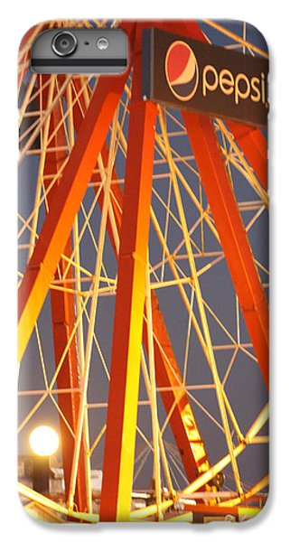 Moon And The Ferris Wheel IPhone 6 Plus Case