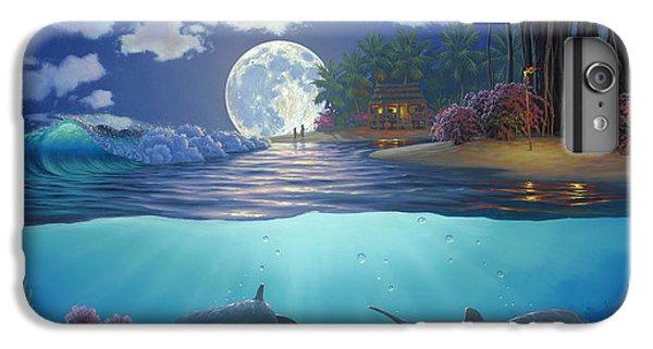 Moonlit Sanctuary IPhone 6 Plus Case by Al Hogue