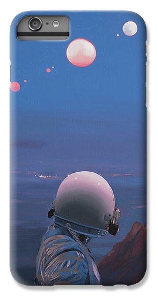 Moons IPhone 6 Plus Case