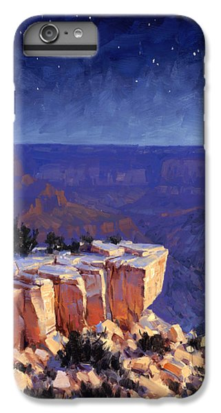 Grand Canyon iPhone 6 Plus Case - Moran Nocturne by Cody DeLong