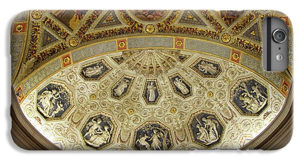 IPhone 6 Plus Case featuring the photograph Morgan Library Rotunda by Jessica Jenney