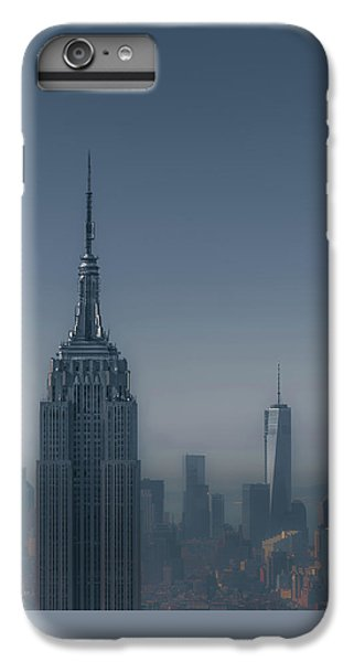 Morning In New York IPhone 6 Plus Case