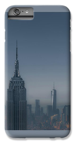 Morning In New York IPhone 6 Plus Case by Chris Fletcher