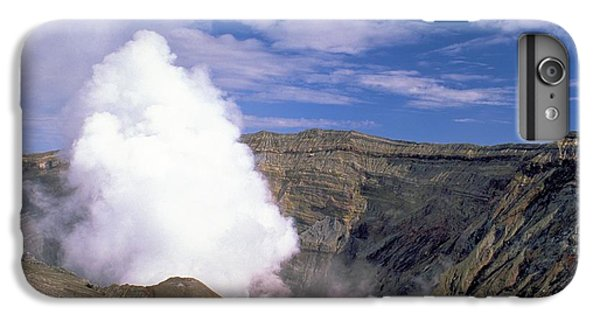 Mount Aso IPhone 6 Plus Case by Travel Pics