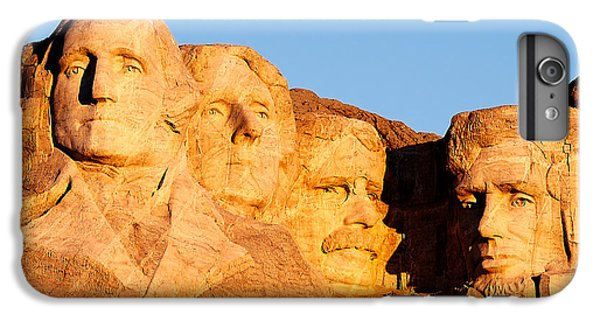 Mount Rushmore IPhone 6 Plus Case by Todd Klassy