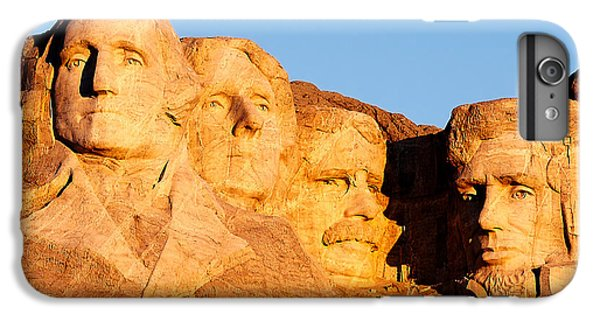 Mount Rushmore iPhone 6 Plus Case - Mount Rushmore by Todd Klassy