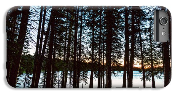 IPhone 6 Plus Case featuring the photograph Mountain Forest Lake by James BO Insogna