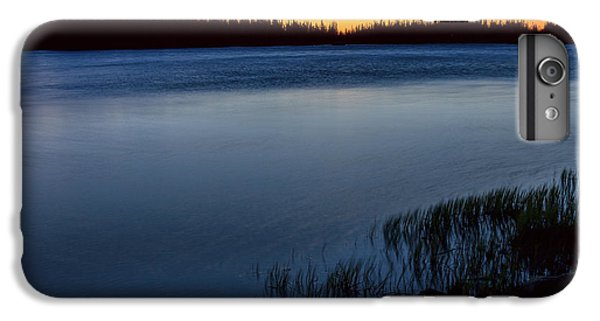 IPhone 6 Plus Case featuring the photograph Mountain Lake Glow by James BO Insogna