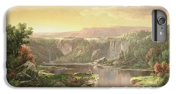 Mountain Lake Near Piedmont IPhone 6 Plus Case