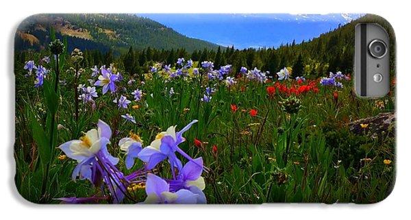 Mountain Wildflowers IPhone 6 Plus Case