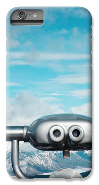 Mountaintop View IPhone 6 Plus Case by Kim Fearheiley