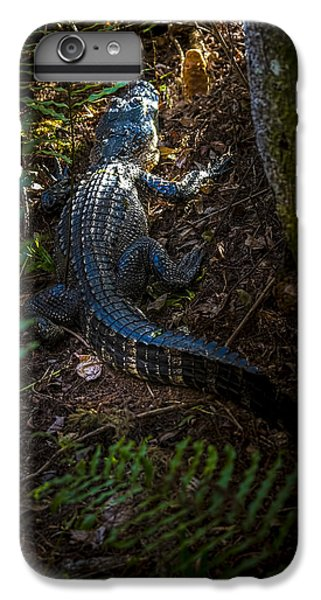 Mr Alley Gator IPhone 6 Plus Case