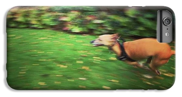 iPhone 6 Plus Case - Mr Finly Enjoying A Few Rapid Laps Of by John Edwards