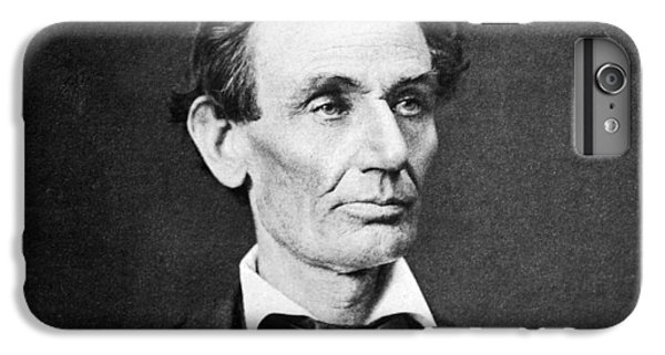 Mr. Lincoln IPhone 6 Plus Case by War Is Hell Store