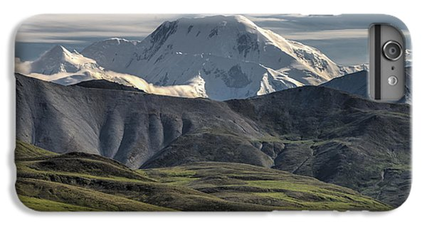 IPhone 6 Plus Case featuring the photograph Mt. Mather by Gary Lengyel