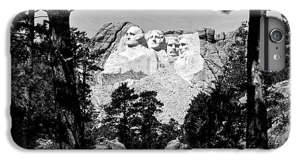 Mt Rushmore IPhone 6 Plus Case by American School