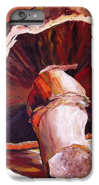Mushroom Still Life IPhone 6 Plus Case