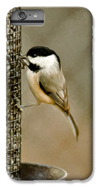 My Favorite Perch IPhone 6 Plus Case by Lana Trussell