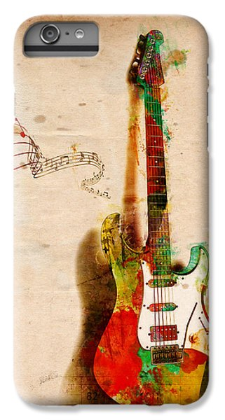 My Guitar Can Sing IPhone 6 Plus Case