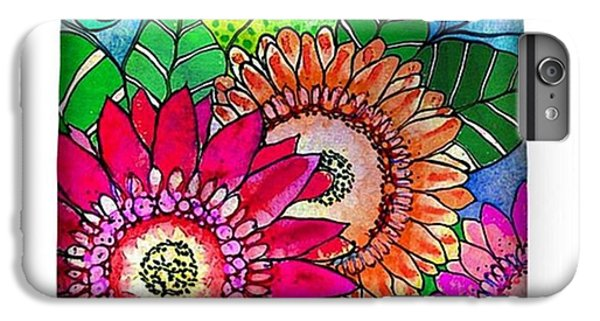 iPhone 6 Plus Case - My Newest #canvastotebag  Morning by Robin Mead