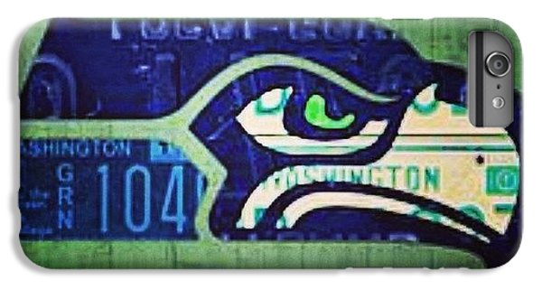 Sport iPhone 6 Plus Case - My Pick For Game 1.  #seattle by Design Turnpike