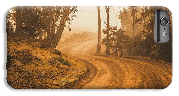 Nature Trail iPhone 6 Plus Case - Mysterious Autumn Trail by Jorgo Photography - Wall Art Gallery