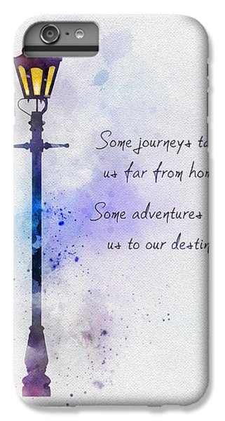Lion iPhone 6 Plus Case - Narnia by My Inspiration