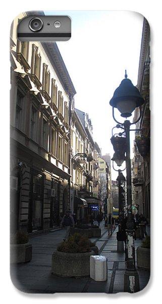 Sunny iPhone 6 Plus Case - Narrow Street by Anamarija Marinovic