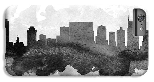 Nashville Cityscape 11 IPhone 6 Plus Case by Aged Pixel