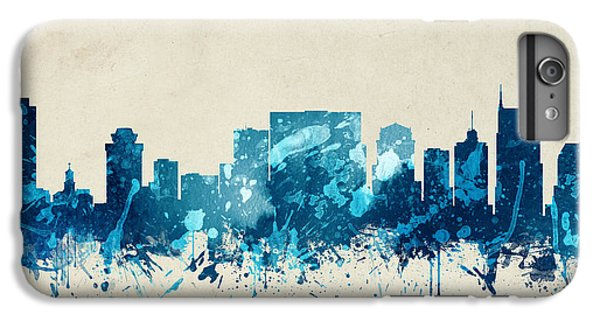 Nashville Tennessee Skyline 20 IPhone 6 Plus Case by Aged Pixel