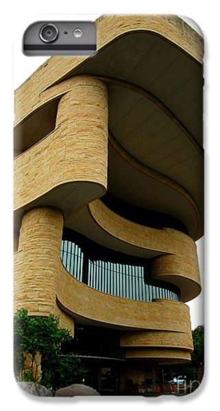 National Museum Of The American Indian 1 IPhone 6 Plus Case by Randall Weidner