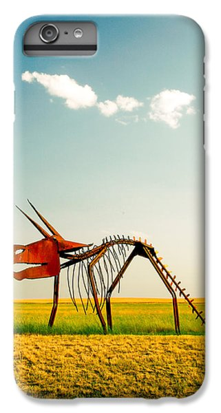 Natural Selection IPhone 6 Plus Case by Todd Klassy