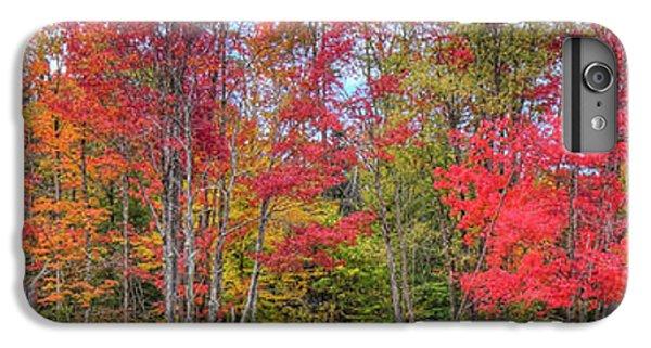 IPhone 6 Plus Case featuring the photograph Natures Autumn Palette by David Patterson