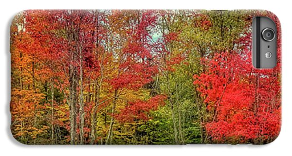 IPhone 6 Plus Case featuring the photograph Natures Fall Palette by David Patterson