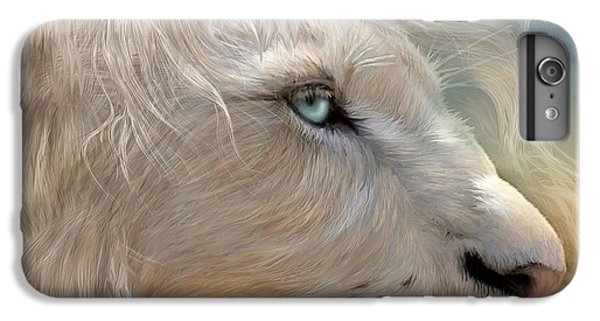 Lion iPhone 6 Plus Case - Nature's King Portrait by Carol Cavalaris