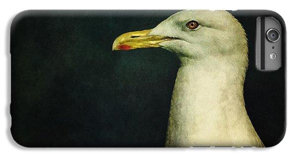 Seagull iPhone 6 Plus Case - Naujaq by Priska Wettstein