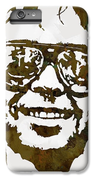 Neil Young Pop  Stylised Art Sketch Poster IPhone 6 Plus Case