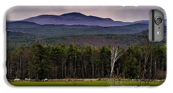 IPhone 6 Plus Case featuring the photograph New England Spring In Oil by Mark Myhaver