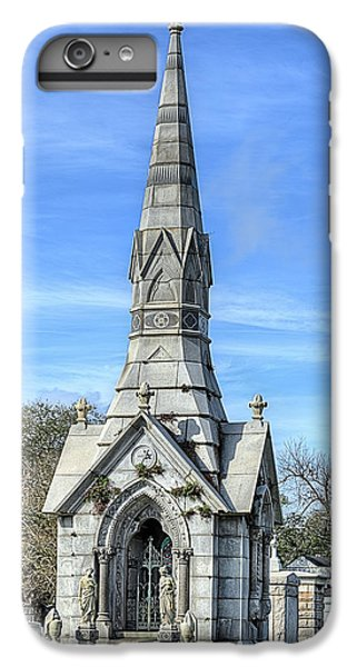 IPhone 6 Plus Case featuring the photograph New Orleans Cemeteries by JC Findley
