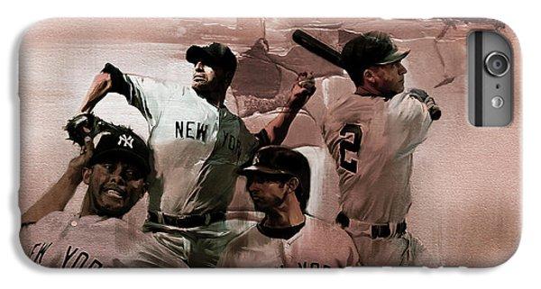 New York Baseball  IPhone 6 Plus Case by Gull G